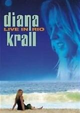 DIANA KRALL Live In Rio DVD NEW