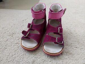 Woopy Kids Orthopedic Shoes, eu size 24