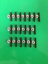 19 NEW HONDA ACURA INTEGRA OIL PAN BOLT STUD KIT B18 B20 TYPE R VTEC B SERIES