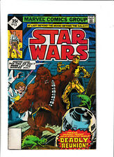Star Wars Marvel Comics #13 VG 4.0 Whitman,Bronze Age,1978,Han Solo,Chewbacca