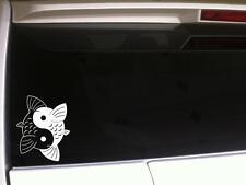 "Yin Yang Koi Car Decal Vinyl Sticker 6"" *D7 Symbol Taoism Chinese Art Fish Love"