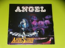45 tours SP - ANDY SURDY - ANGEL - 1985