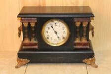 Antique Sessions 8 Day Mantle Clock ~ Classic Style ~ Good Running Order ~