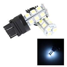 2 X Cold White 3157 3156 3057 3457 18SMD 5050 LED Bulb Reverse Back up Light