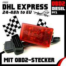 Chiptuning OBD2 BMW E39 520d 525d 2.0 2 5 Diesel Chip Tuning TuningBox OBD 2 II