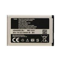 Samsung 960mAh Battery 3.7V Lithium Ion for SCH-F400 SCH-L700 GT-B5310