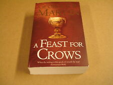 BOOK / GEORGE R.R. MARTIN - A FEAST FOR CROWS