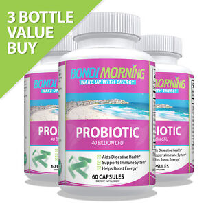 Best Quality Probiotic Capsules Ultra Billion CFUs Daily Nature Flora Supplement