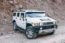 Bumper covers Hummer H2