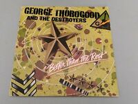 George Thorogood and the Destroyers Better that the Rest LP 1979 MCA MCA-3091