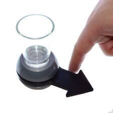 Trinkspiel Pfeildrehen Schnapsglas Flaschendrehen Saufspiel Spiel Partyspiel