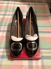 Aerosoles Black Patent Compadre 12M Dress Shoes