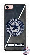 You're in Cowboys Country Dallas Cowboys Phone Case Cover Fits iPhone Samsung LG