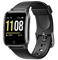 Smart Watch, Fitness Trackers with Heart Rate Monitor, Activity Tracker Pedomete