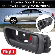 RHS Right Interior Inner Inside Door Handle Fits For Toyota Camry CV36 2002-2006