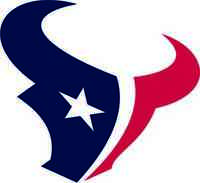 HOUSTON TEXANS Vinyl Decal / Sticker ** 5 Sizes **