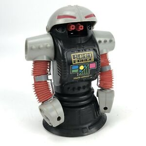 """1984 Robo Force HUN-DRED The Conqueror 5"""" Figure Vintage 1980s IDEAL  INCOMPLETE"""