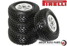 4 X New Pirelli Scorpion MTR LT285/75R16 116Q All Terrain Mud Tires