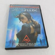 Aeon Flux Dvd 2006 Widescreen Checkpoint Paramount Pg13 Charlize Theron