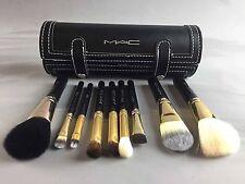 MAC Make Up Brush Pennelli Kit Set Attrezzi 100% Nuovo di Zecca Regno Unito Venditore Natale