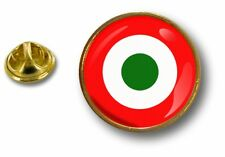 pins pin badge pin's metal button drapeau cocarde air force militaire italie