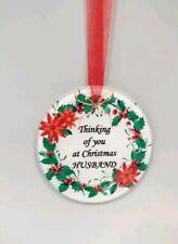 Wrendale Designs Noël âne Babiole de Noël Festif Arbre Décoration Cadeau