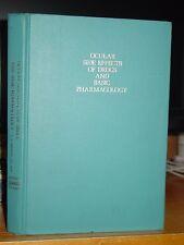 Ocular Side Effects Of Drugs and Basic Pharmacology, Drug Preparation Monographs