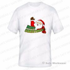 Children's Merry Christmas - Santa Claus T-shirt for KIDS - Lovely present