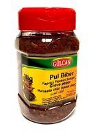 Gülcan Paprikapulver Grob Scharf - Paprikaflocken - Aci Pul Biber 180g