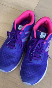 AS NEW Purple Pink NEW BALANCE Runners UK 6.5 US 7 EU 40 VAZEE RRP$150 Sneakers