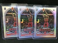 LOT OF 3 COLLIN SEXTON #265 2018 Panini Chronicles MARQUEE CAVALIERS HOLO P93