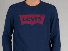 Magliette da uomo a manica lunga Levi's taglia L