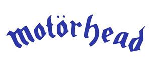 Motorhead, Heavy Metal, Hard Rock, Logo, Car, Van, Wall, Door, Decal, Sticker.
