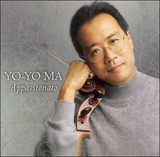 Appassionato Yo-Yo Ma Audio CD