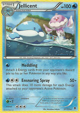 JELLICENT 21/119 - XY PHANTOM FORCES POKEMON RARE CARD - IN STOCK NOW!