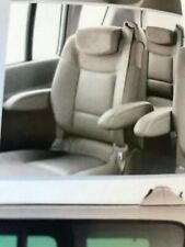 Renault Espace Mk4 02-014 pre-facelift REAR  seat arm rest armrest in leather