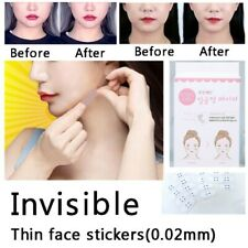 40Pcs Thin Face Lift Up Stickers Maker Chin Adhesive Tape Face Lift Sticker Tool