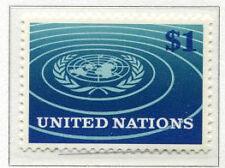 19065A) UNITED NATIONS (New York) 1966 MNH** Definitive 1v