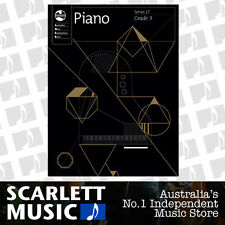 AMEB Piano Grade 3 Series 17 Book *BRAND NEW*