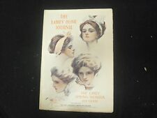 1911 MARCH 15 LADIES' HOME JOURNAL MAGAZINE - HARRISON FISHER COVER - ST 4482
