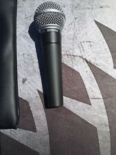 Shure SM58 Dynamic Microphone With Bag Brand New