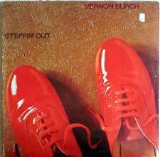 VINILE LP 33 GIRI RPM VERNON BURCH STEPPIN OUT CCLP 2014 USA 1980