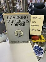 COVERING THE LOOK-IN CORNER BY BURT STANDISH COPYRIGHT 1915