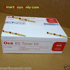 Oce B5 toner Océ 9600 TDS 300 400 600 2 bottls 25001843 Free S&H
