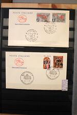 LOTTO FDC CAVALLINO ANNO 1997 (F73315)
