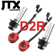 1pr D2R HID Globes Bulbs with adapters bases Low Beam Suit Mercedes-Benz C Class