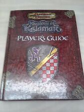 Kingdom's of Kalamar Player's Guide