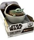 STAR WARS THE CHILD GROGU AND PRAM (Hover Pod Carrier) Remote Control