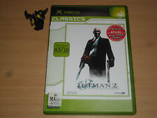Hitman 2: Silent Assassin - Xbox - PAL Format - Complete