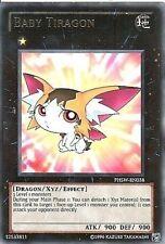 YU-GI-OH RARE CARD: BABY TIRAGON -  PHSW-EN038